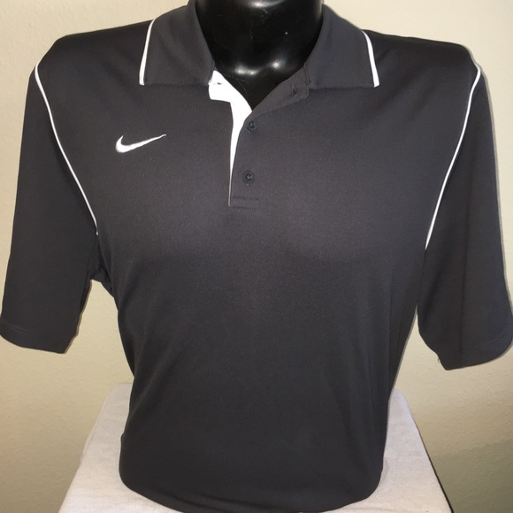 7d956fda Nike Shirts | Adult Dri Fit Collard Lightweight Shirt | Poshmark
